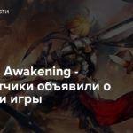 Warlords Awakening — Разработчики объявили о закрытии игры
