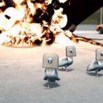 Крутые голуби не смотрят на взрывы. И носят хлеб. Трейлер Pigeon Simulator от создателей Surgeon Simulator