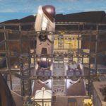 Кто-то строит гигантского робота в вулкане Fortnite, и это даже не намек на «Тихоокеанский рубеж»