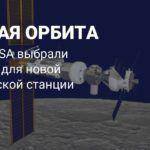 NASA и ESA определились с расположением лунной орбитальной станции