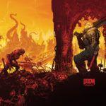 Обложка коллекционного издания DOOM Eternal адски крута