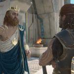 Притеснение людей и броня бессмертия — геймплей третьего эпизода «Судьбы Атлантиды» в Assassin's Creed: Odyssey