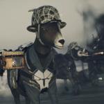 Стартовала Goat of Duty — олдскульный мультиплеерный шутер, где людей заменили козлами (буквально)
