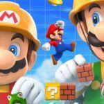 Super Mario Maker 2 лидирует в британском чарте третью неделю подряд, Dragon Quest Builders 2 дебютировала в десятке
