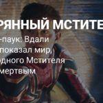 В «Человек-паук: Вдали от дома» мир считает, что этот Мститель тоже мертв