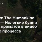 Ancestors: The Humankind Odyssey — Нелегкие будни древних приматов в видео игрового процесса