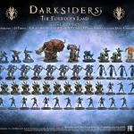 "Darksiders Genesis — Подробности о настолке ""The Forbidden Land"""