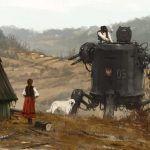 Дизельпанк-стратегия Iron Harvest обзавелась точной датой релиза и новым трейлером