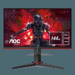 [Gamescom 2019] AOC представит на выставке сразу три игровых монитора