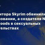 Композитора Skyrim обвинили в изнасиловании, а создателя Night In The Woods в сексуальных домогательствах