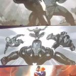 Концепт «Мстители: Финал» с D23 представляет реванш Халка над Таносом
