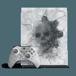 Microsoft представила лимитированный бандл Gears 5 Xbox One X