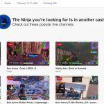 На Twitch канале Ninja рекламировали порно