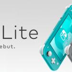 Nintendo приготовила большой стартовый тираж портативных консолей Switch Lite к сентябрьскому запуску