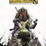 Первый взгляд на книгу с набросками и артами из Borderlands 3