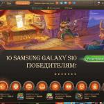 Три новых игровых автомата в Джойказино