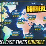 Borderlands 3 — Предзагрузка будет доступна на всех платформах