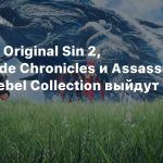 Divinity: Original Sin 2, Xenoblade Chronicles и Assassin's Creed Rebel Collection выйдут на Switch