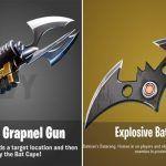 Для Fortnite готовится кроссовер со вселенной Бэтмена