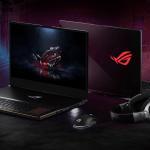 Игровые ноутбуки с высокой частотой обновления экрана от ASUS