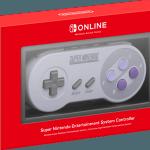 Nintendo начала продажи SNES-контроллера для Switch