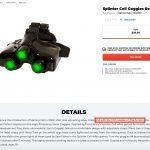 Обнаружено упоминание новой части Splinter Cell