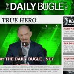 Sony Pictures запустила сайт газеты The Daily Bugle