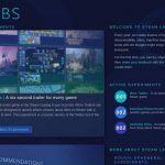 Steam Labs – Микротрейлеры и шоу-бот