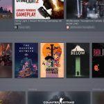 Steam – Новая библиотека в публичной бета-версии
