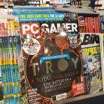 Total War Saga: Troy внезапно засветилась на обложке PC Gamer до своего официального анонса