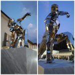 В Италии установили памятник Железному человеку после его смерти в «Мстители: Финал»