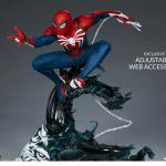 Анонсирована крутая, но безумно дорогая статуэтка Человека-паука по хиту Insomniac Games