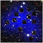 Астрономы обнаружили старейшие галактики во Вселенной