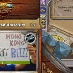 Blizzard не будет банить трех американских игроков Hearthstone, которые поддержали протесты в Гонконге