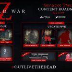Еще больше зомби — создатели World War Z представили трейлер режима орды из второго сезона