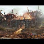 Художник потрясающе воссоздал Ворота Оргриммара из World of Warcraft на движке Unreal Engine 4