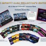 Коллекционное издание «Саги бесконечности» на Blu-ray выйдет 15 ноября и обойдется в $549.99