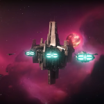 Paradox представила стратегию Stellaris: Galaxy Command, но ее пришлось быстро отключить из-за обвинений в краже арта из Halo 4