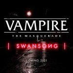 [PDXCON 2019] Vampire: The Masquerade — Swansong — Нарративная RPG от создателей The Council