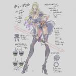Повзрослевшая Кимми Хауэлл и несколько форм Дестроймена — Гоити Суда показал концепт-арты боссов из No More Heroes 3