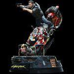 Появилось видео с распаковкой фигурки из коллекционного издания Cyberpunk 2077