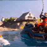 Реки, катера, совершенно новые локации и способности — первый сезон второй главы Fortnite официально стартовал