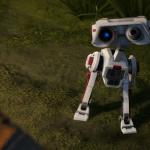 Ролик о создании BD-1 — дроида-компаньона из Star Wars Jedi: Fallen Order