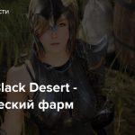 Стрим: Black Desert — Классический фарм