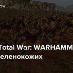 [Стрим] Total War: WARHAMMER II — Битва зеленокожих