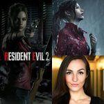 Сыгравшая Клэр в ремейке Resident Evil 2 актриса озвучки выразила желание увидеть современную версию Resident Evil Code: Veronica