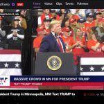 Twitch – Дональд Трамп завел канал и стримит предвыборную кампанию