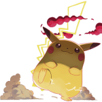 В новом трейлере Pokemon Sword и Pokemon Shield показали гигантских Пикачу, Иви, Мьюту, Чаризарда и Баттерфри