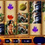 Игровой автомат Amazon Jungles. Играем бесплатно