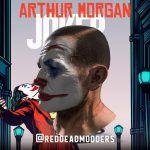 Артур Морган становится Джокером в первом моде для Red Dead Redemption 2